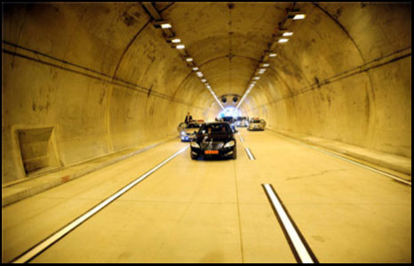 Tünellerde Beton Yol  Neden Tercih Edilmelidir?