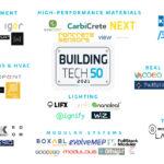 2021 Yapı Teknolojisi 50 Listesi